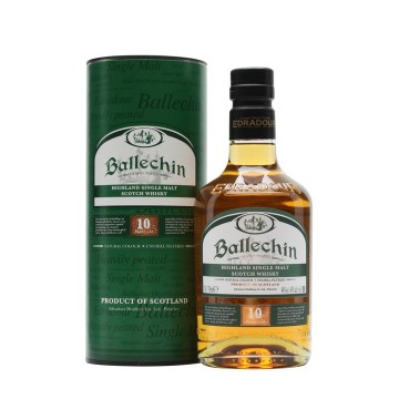 Edradour Ballechin 10 Years Old Highland Single Malt Whisky