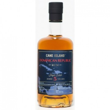 Cane Island Dominican Republic rum 5 years