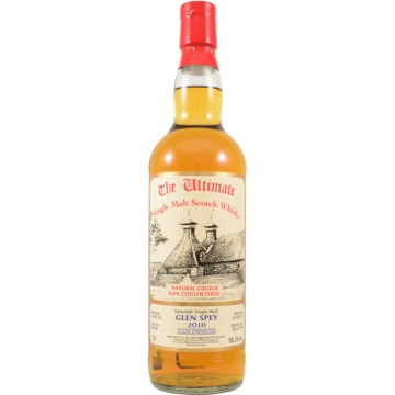 The Ultimate Glen Spey 2010 CS Cask #804796