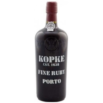 KOPKE Port Fine Ruby Halfje