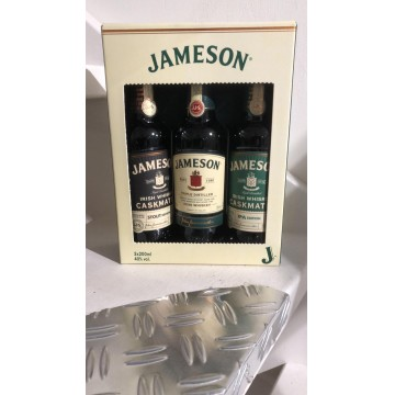 Jameson Gift pack 3x 20cl