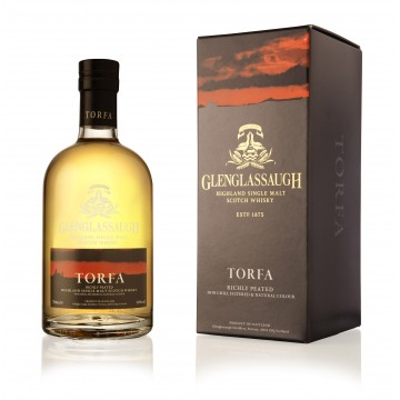 Glenglassaugh Torfa -Richly Peated- 50%