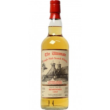 The Ultimate Benrinnes 1997 Cask #2132
