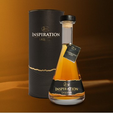 Inspiraion Liqueur in Koker